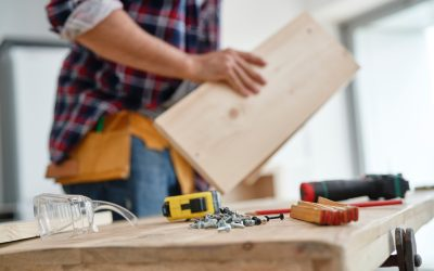 6 Essential Power Tools for DIY Projects