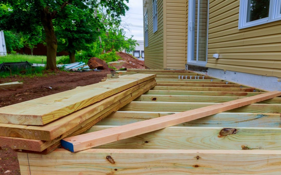 Steps For Building The Perfect Deck