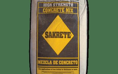 DIY Your Next Lawn Project with Sakrete's Concrete Mix