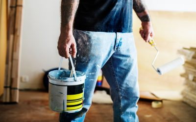 3 Things a Professional Painter Must Have On Hand