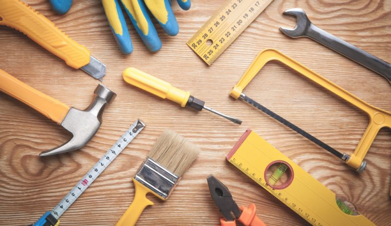 6 Common Home Repairs You Can DIY