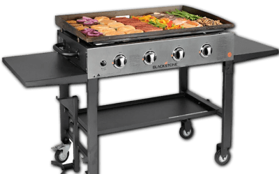 How to Choose the Best Outdoor Griddle