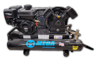 5 Uses of Air Compressors