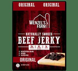 The Best Beef Jerky Snack